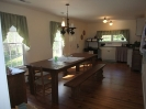 The Hamner kitchen / dining room
