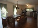 The Hamner kitchen / dining room