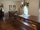 The Hamner dining room