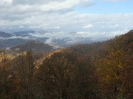 Southern end BRPWY & Great Smoky Mountains