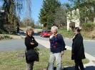 Dagmar, Carolyn and Marcia in Schuyler