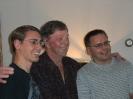 Ryan James, Joe Conley and Ryan´s Dad