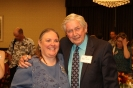 Cynthia and Ralph Waite