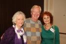 Dagmar with Michael McGreevey and Carolyn